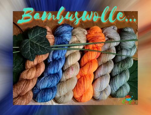 Bambuswolle