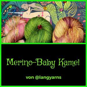 Merino - Baby Kamel