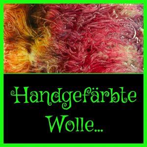 Handgefärbte-Wolle