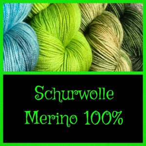 100% Schurwolle Merino