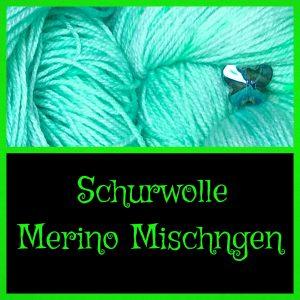 Schurwolle Merino Mischungen