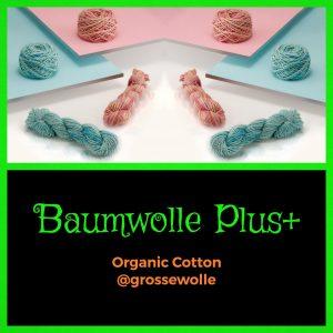 Baumwolle Plus+